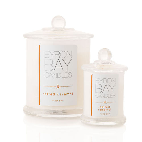 Byron Bay Candle Salted Caramel