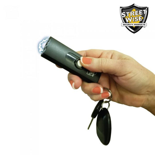 Streetwise USB Secure 22,000,000* Keychain Stun Gun - RNO SECURITY PRODUCTS