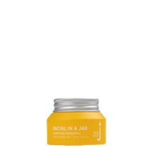 Facial In A Jar - Purifying Pineapple Exfoliating Gel