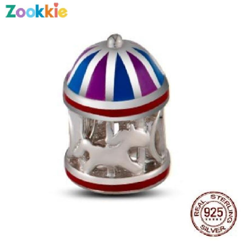 Happy Carousel charm - Zookkie Pty Ltd
