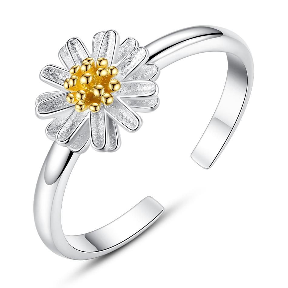 Daisy flower ring zookkie pty ltd daisy flower ring izmirmasajfo Image collections