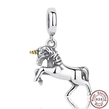 Unicorn Dangle charm - Zookkie Pty Ltd