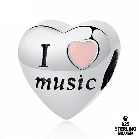 I Love Music Heart