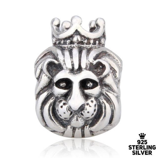 Lion King charm - Zookkie Pty Ltd