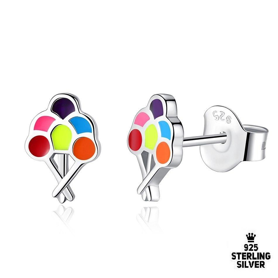 Balloon Stud Earrings