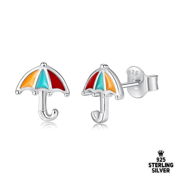 Umbrella Stud Earrings
