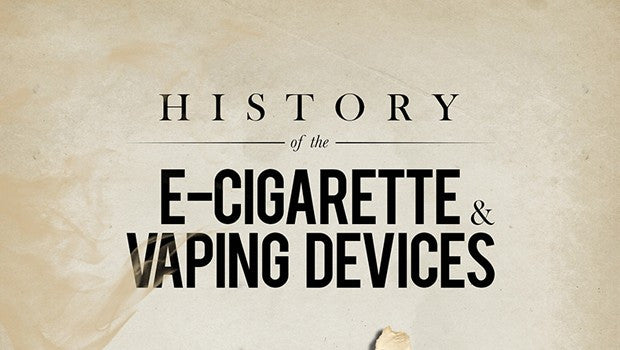A Timeline of Vaping History