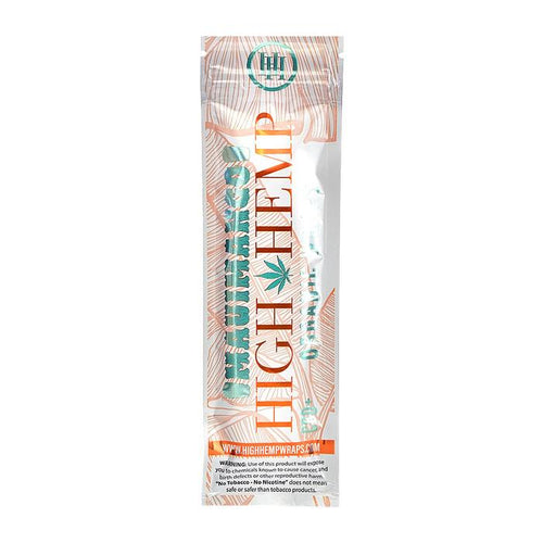 High Hemp Organic Wraps - Fancy Puffs Smoke Shop