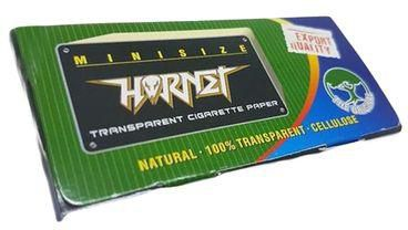 HORNET 100% Transparent Rolling Paper - Minisize - Fancy Puffs Smoke Shop