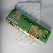 Hornet Mojito Flavoured Rolling Papers 11/4 - Fancy Puffs Smoke Shop