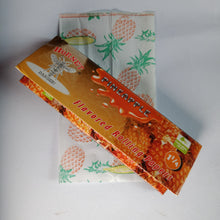 Hornet Pineapple Flavored Rolling Papers 11/4 - Fancy Puffs Smoke Shop