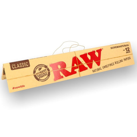 RAW Classic 12-INCH Size - Fancy Puffs Smoke Shop