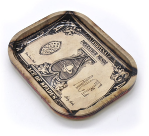 Ace 2 Rolling Tray Small - Fancy Puffs Smoke Shop