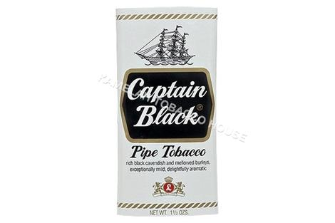 Captain Black Pipe Tobacco - Fancy Puffs Smoke Shop
