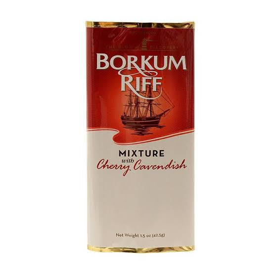 Borkum Riff Cherry Pipe Tobacco - Fancy Puffs Smoke Shop
