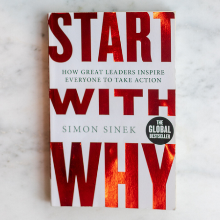 "Book Review: ""Start With Why"" by Simon Sinek"
