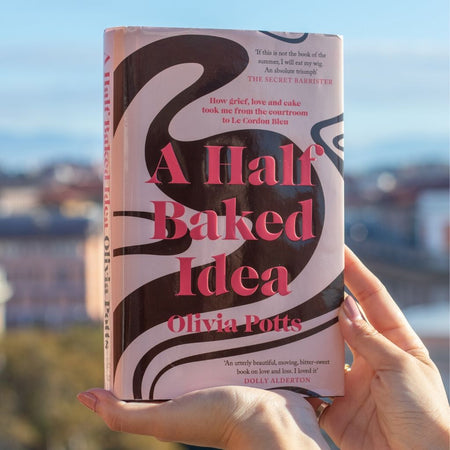 "Book Review: ""A Half Baked Idea"" by Olivia Potts"
