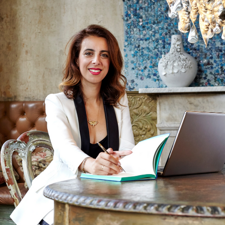 A Letter from the Founder: Rachida Benamar