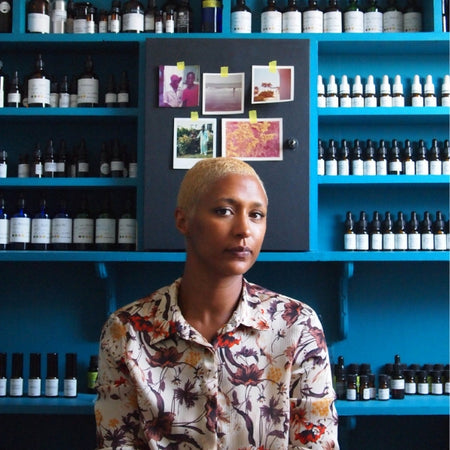 Interview: Maya Njie, founder of Maya Njie Perfumes
