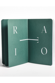 Golden Ratio Notebook - Rama Publishing