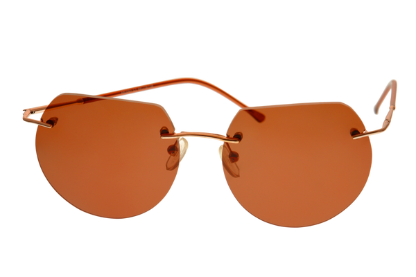 Brown Kelly - eliasunglasses