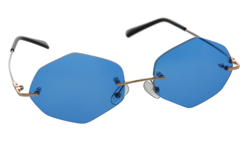 Blue EMERALD - eliasunglasses