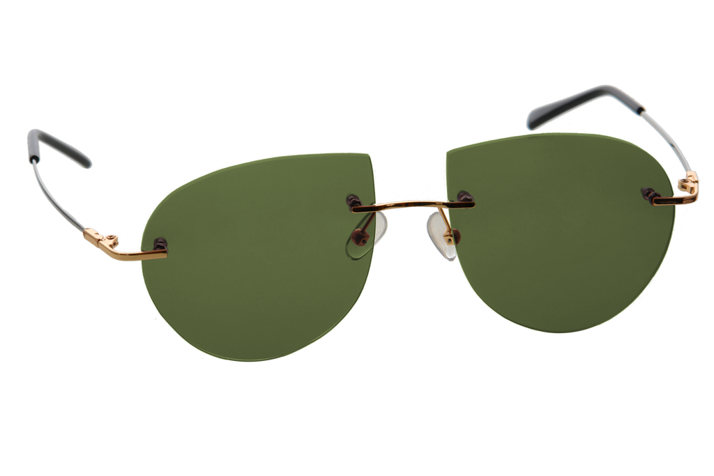 Dark Green ONYX - eliasunglasses