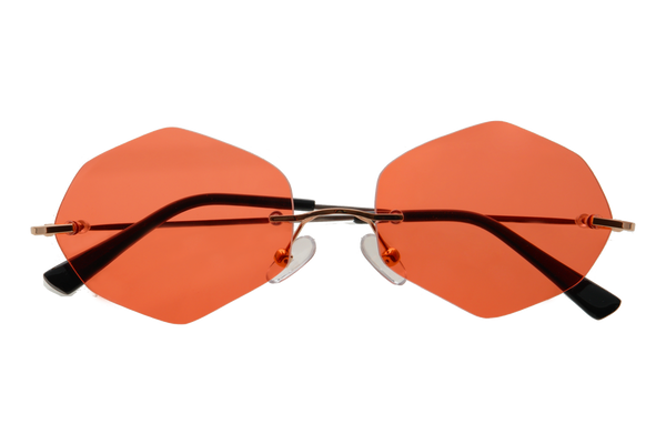Orange EMERALD - eliasunglasses