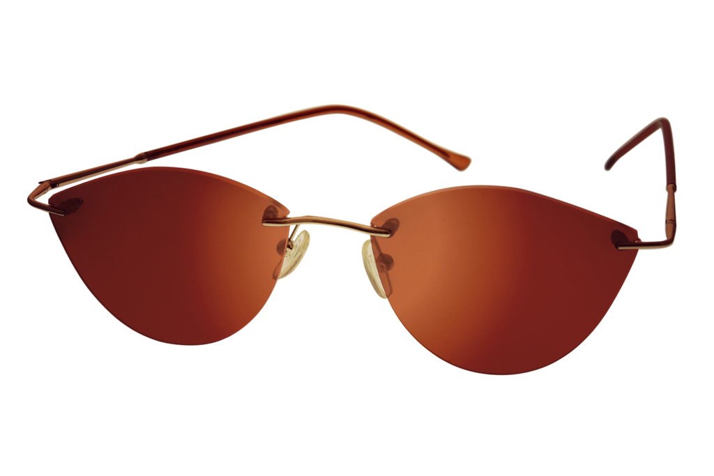 Brown Hepburn - eliasunglasses