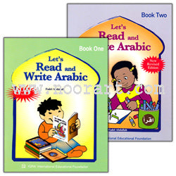 Let's Read and Write Arabic