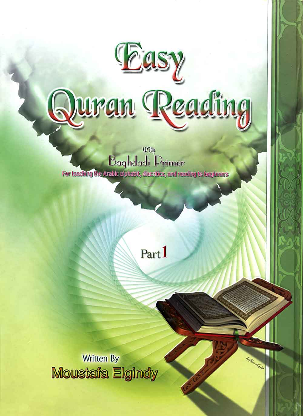 Easy Qur'an Reading with Baghdadi Primer: Part 1