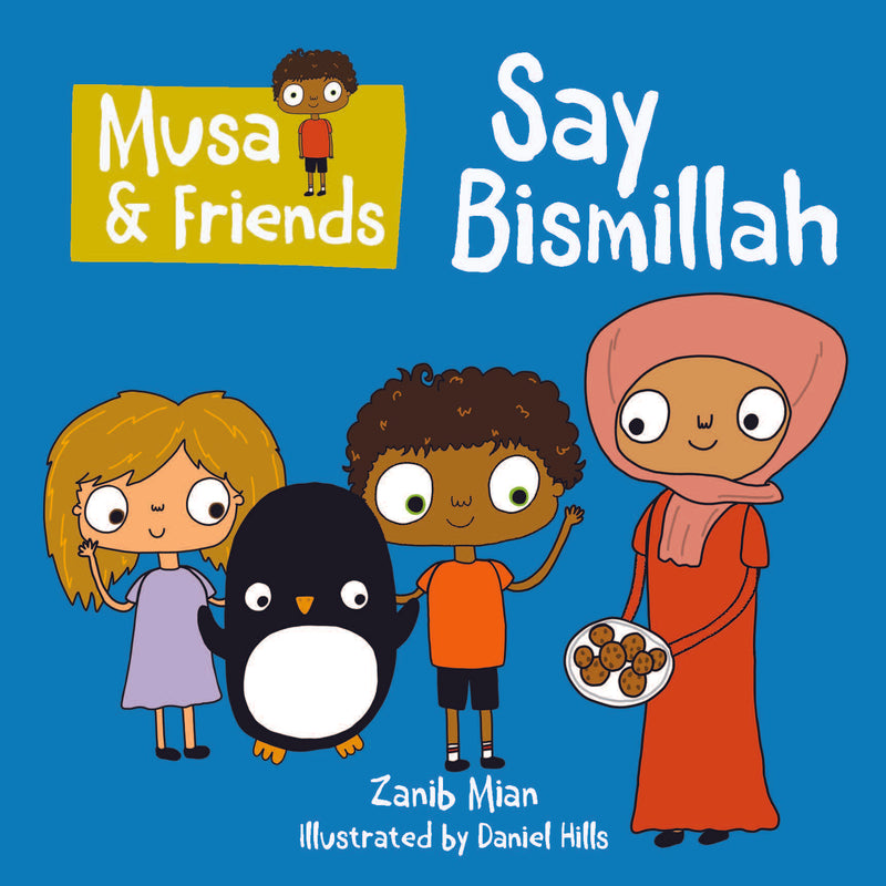 Musa & Friends - Say Bismillah