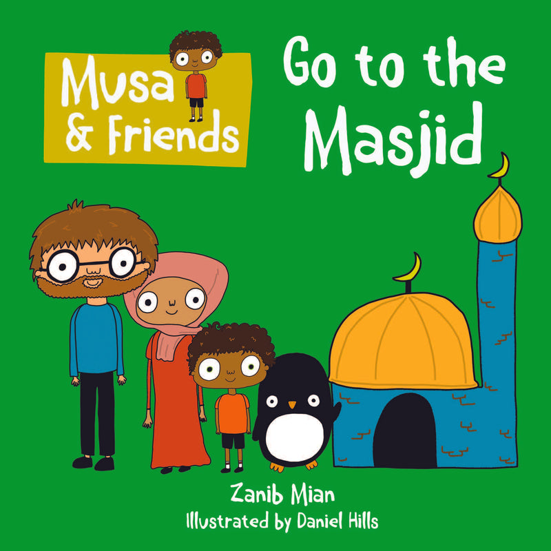 Musa & Friends - Go to The Masjid