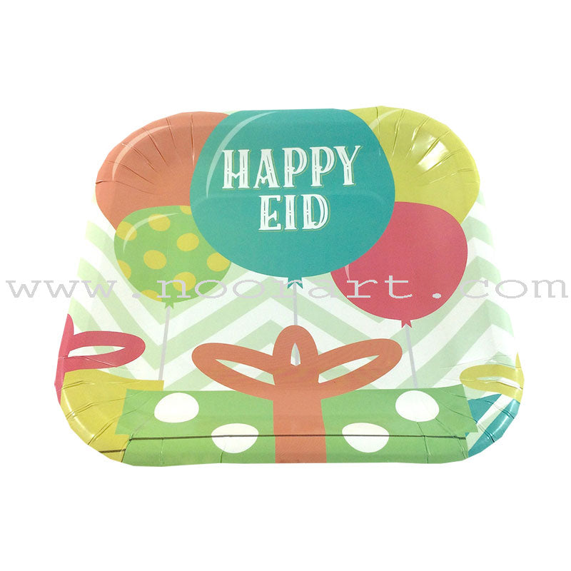 Eid Party Dessert Plate (10 Pieces)