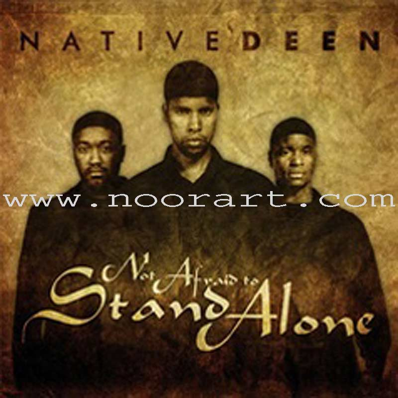 Not Afraid to Stand Alone (Audio CD)
