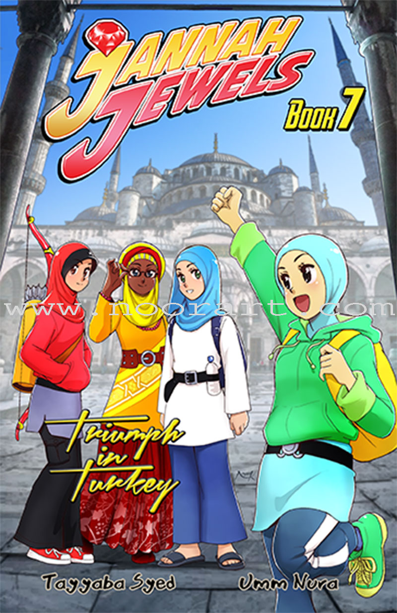 Jannah Jewels - Triumph In Turkey : Book 7