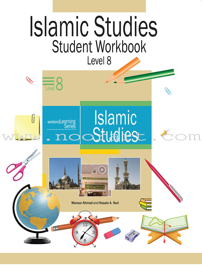 Weekend Learning Islamic Studies Workbook - Level 8