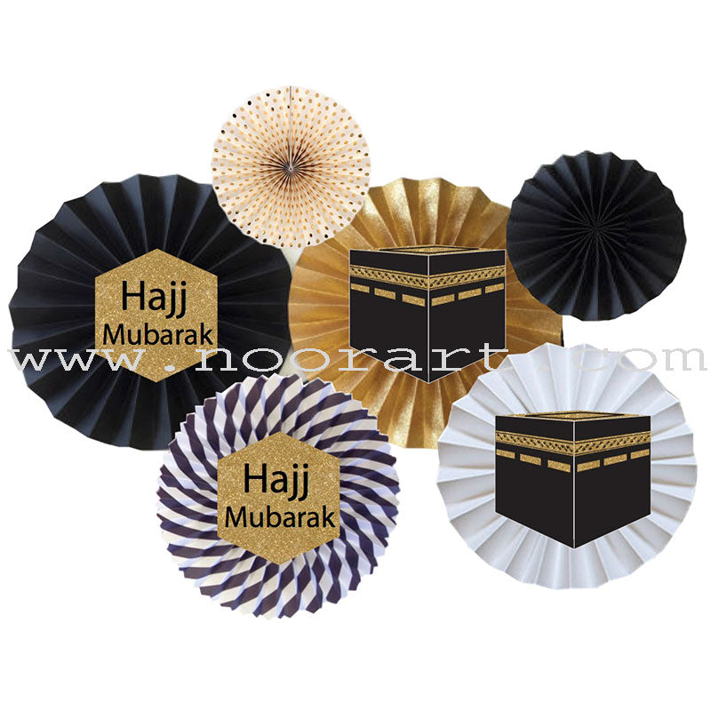 Hajj Fan Set