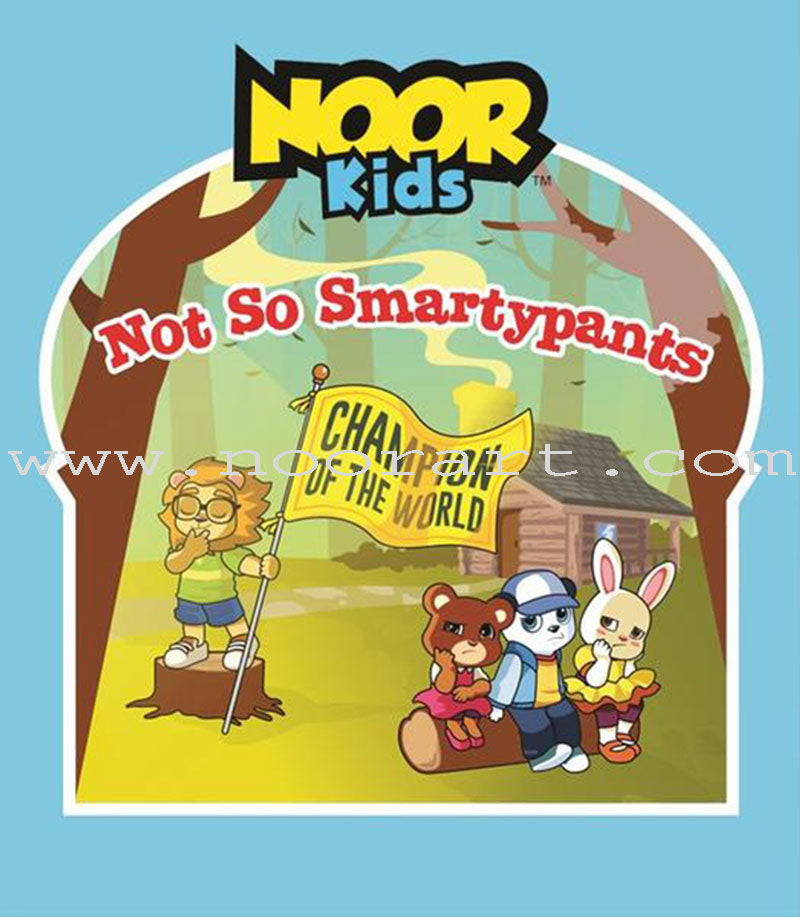 Noor Kids- Not So Smartypants