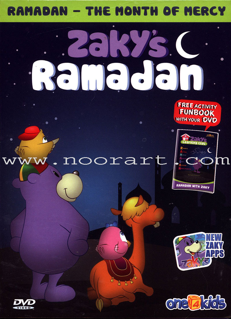 Zaky's Ramadan - Spend Ramadan With Zaky & Friends