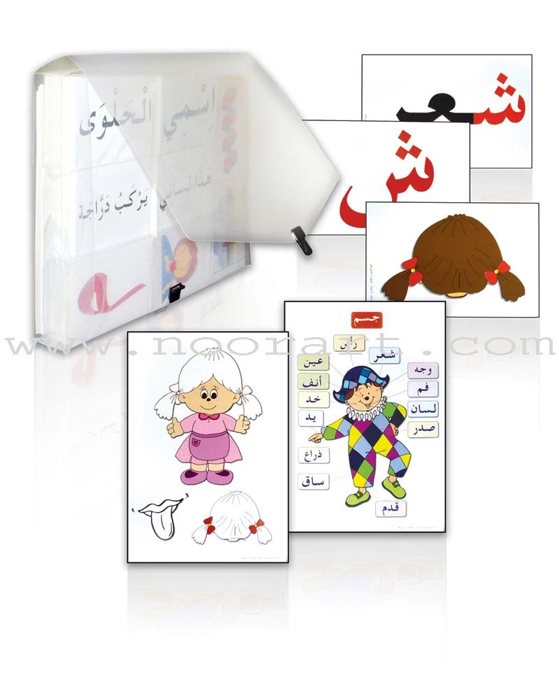 Arabic in Kindergarten Teacher Case: Level Pre-K 1 (3 Years)