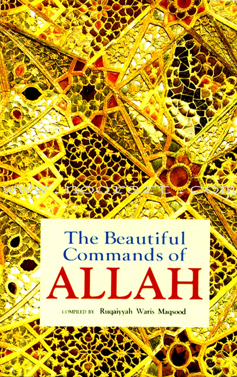 The Beautiful Commands of Allah