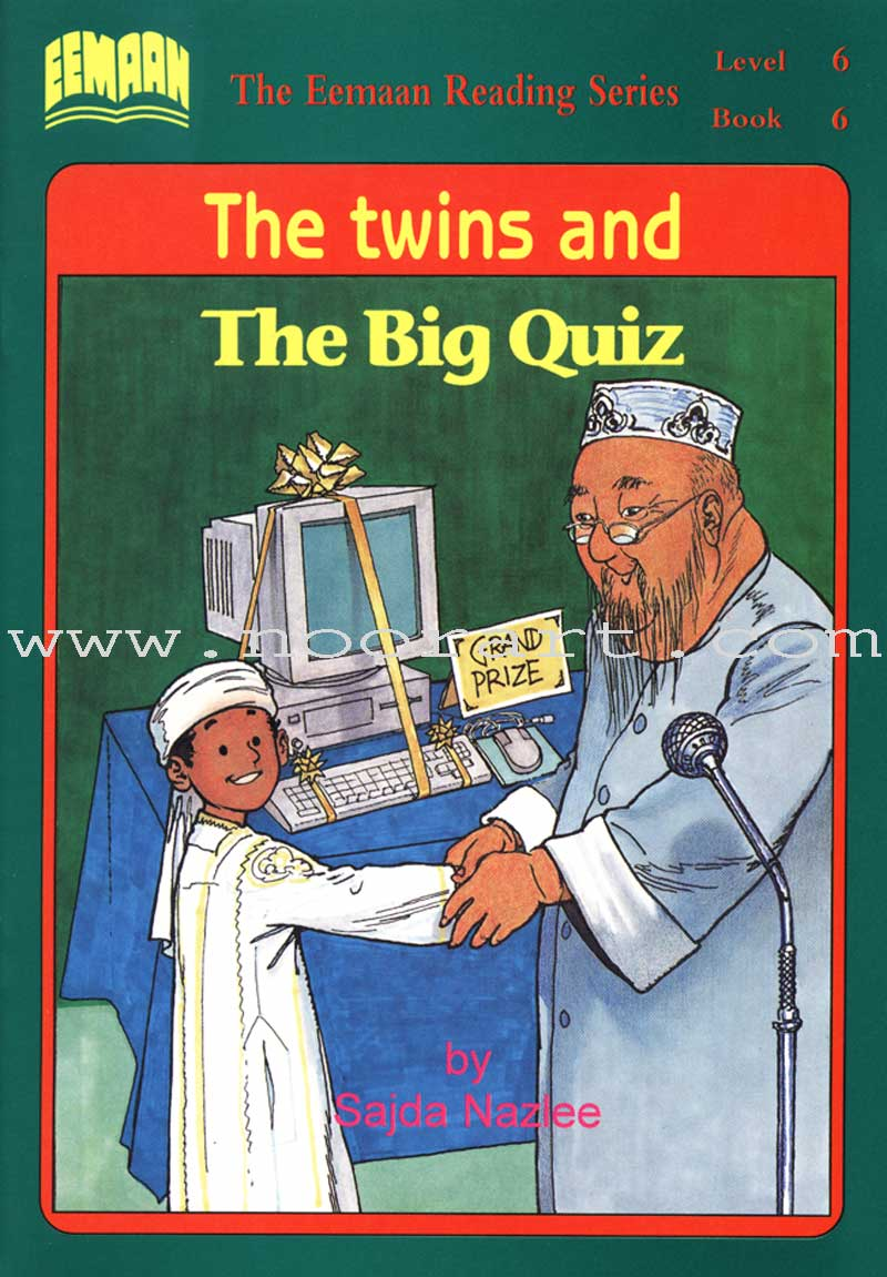 The Twins and the Big Quiz