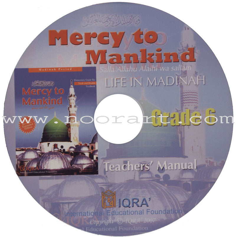 Mercy to Mankind Teacher's Manual: Volume 2, Grade 6 (Madinah Period, Software)