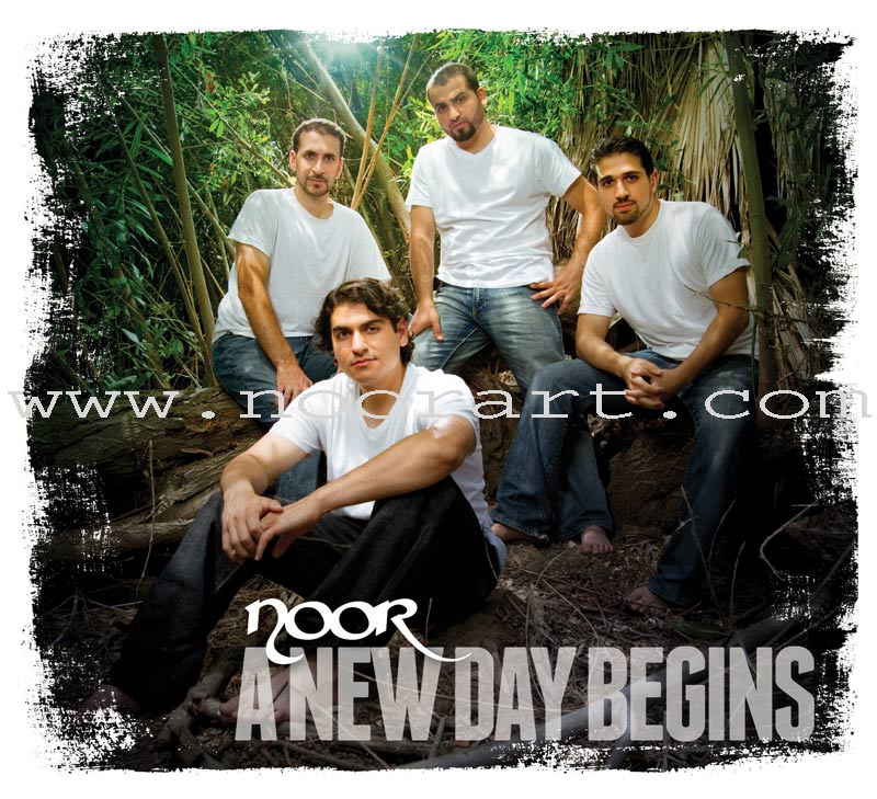 Noor - A New Day Begins (Audio CD)