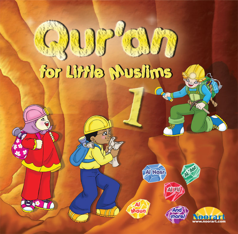 Qur'an for Little Muslims 1 (Audio CD)
