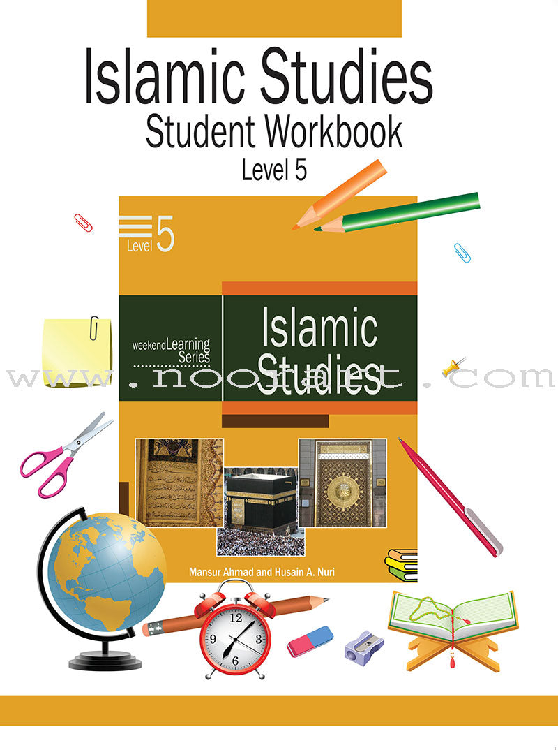 Weekend Learning Islamic Studies Workbook :Level 5