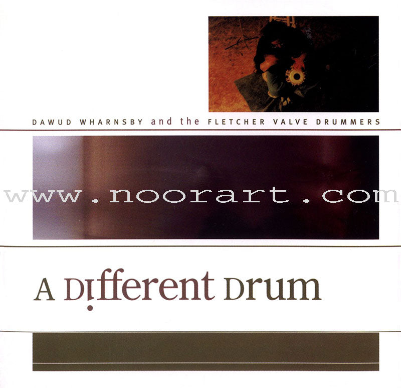 A Different Drum (Audio CD)