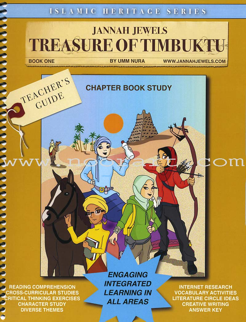 The Treasure of Timbuktu Teacher's Guide