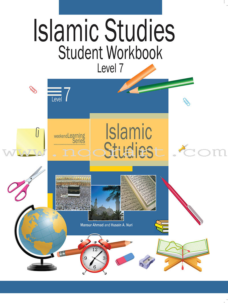 Weekend Learning Islamic Studies Workbook - Level 7
